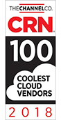 Coolest Cloud Vendors award